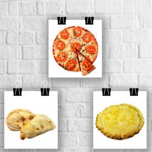 Pizzas Empanadas y Tartas